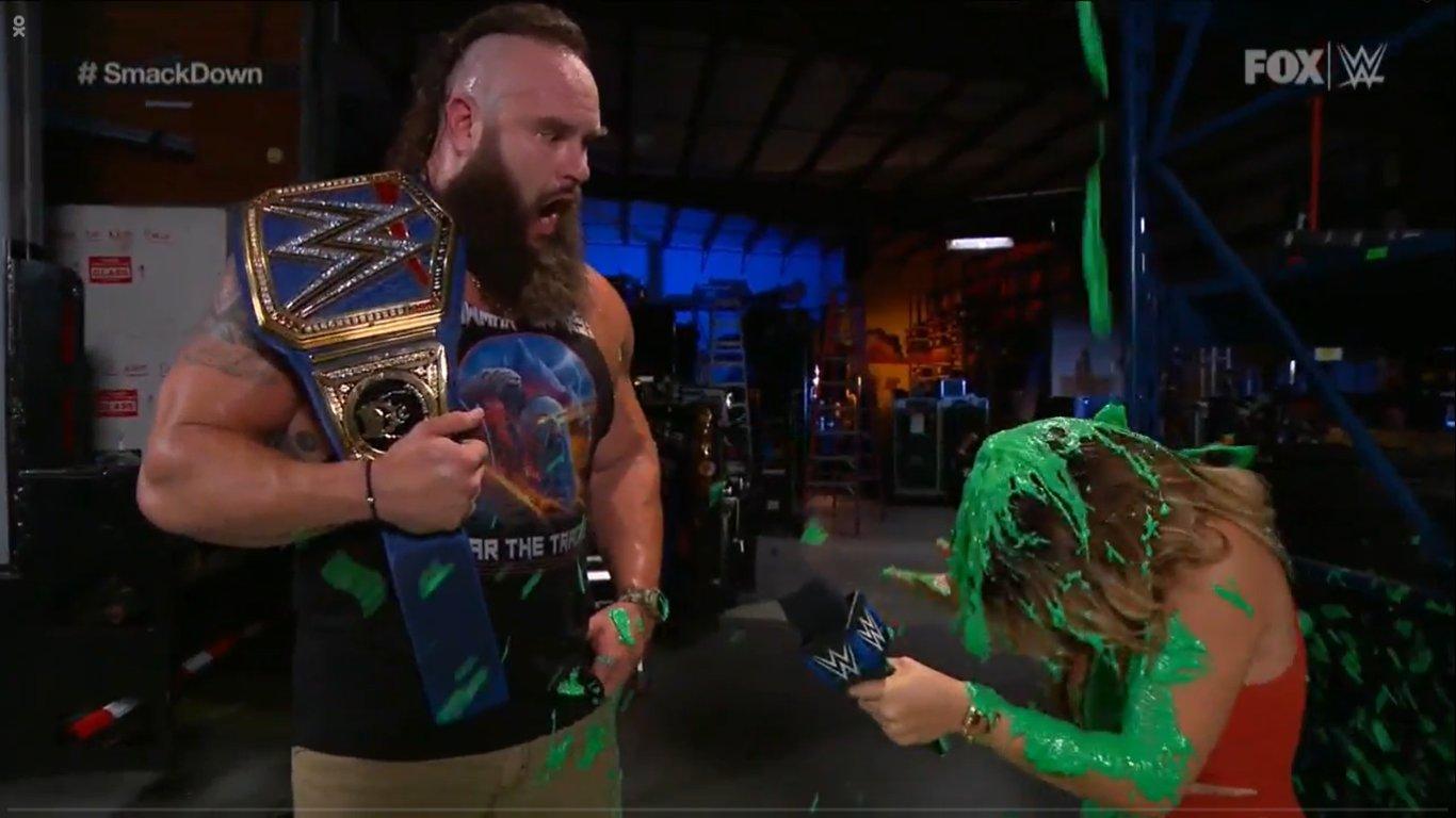 WWE SMACKDOWN (5 de junio 2020) | RESULTADOS EN VIVO | Jeff Hardy expone su caso 11