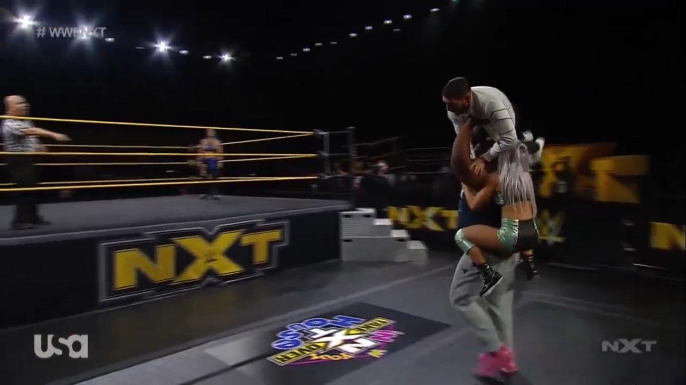 NXT (3 de junio 2020)   Resultados en vivo   Hijo del Fantasma vs. Drake Maverick 2