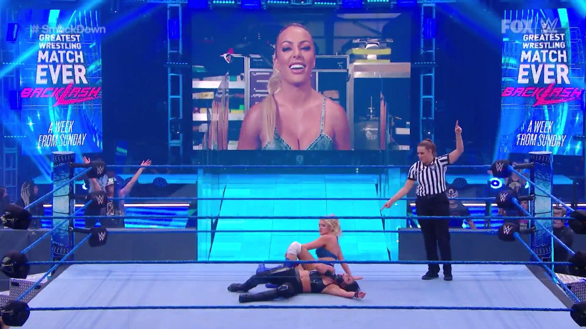 WWE SMACKDOWN (5 de junio 2020) | RESULTADOS EN VIVO | Jeff Hardy expone su caso 10