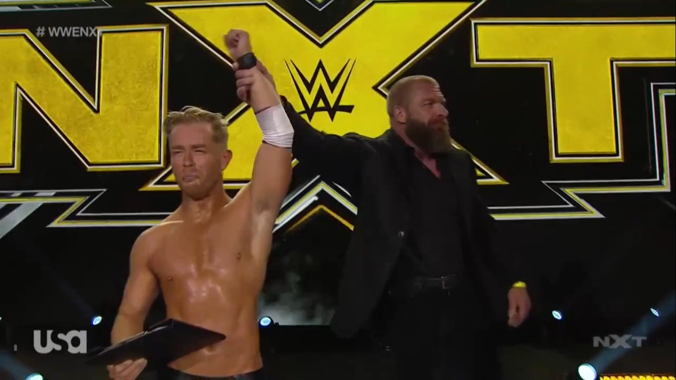 NXT (3 de junio 2020) | Resultados en vivo | Hijo del Fantasma vs. Drake Maverick 20