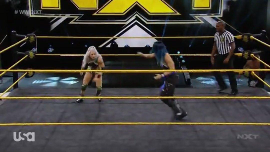 NXT (10 de junio 2020) | Resultados en vivo | Adam Cole vs. Dexter Lumis 22