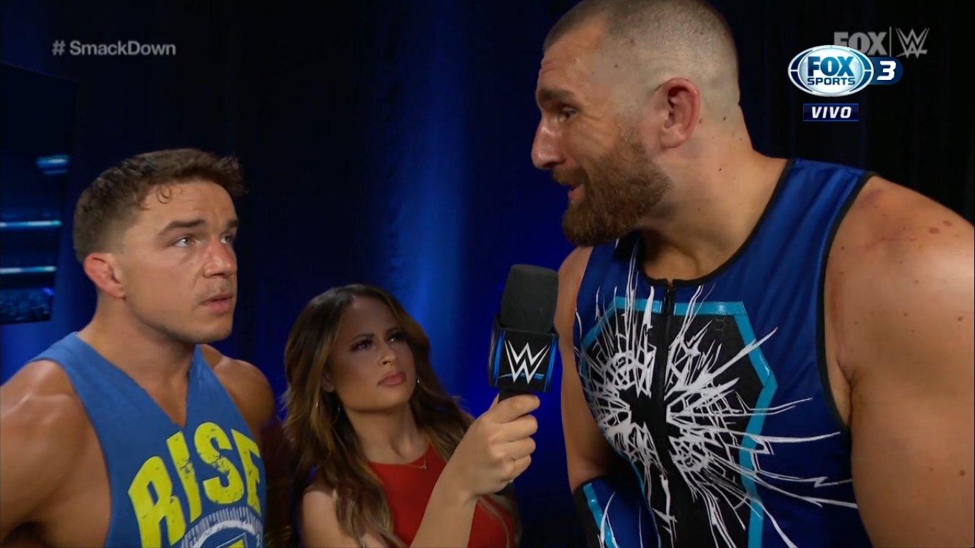 WWE SMACKDOWN (5 de junio 2020) | RESULTADOS EN VIVO | Jeff Hardy expone su caso 8