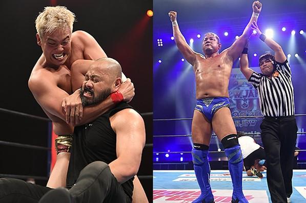 "NJPW: ""New Japan Cup 2020"" - Día 2 2"