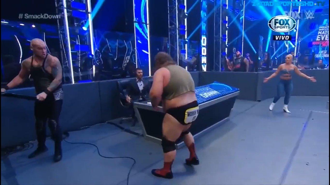 WWE SMACKDOWN (5 de junio 2020) | RESULTADOS EN VIVO | Jeff Hardy expone su caso 5