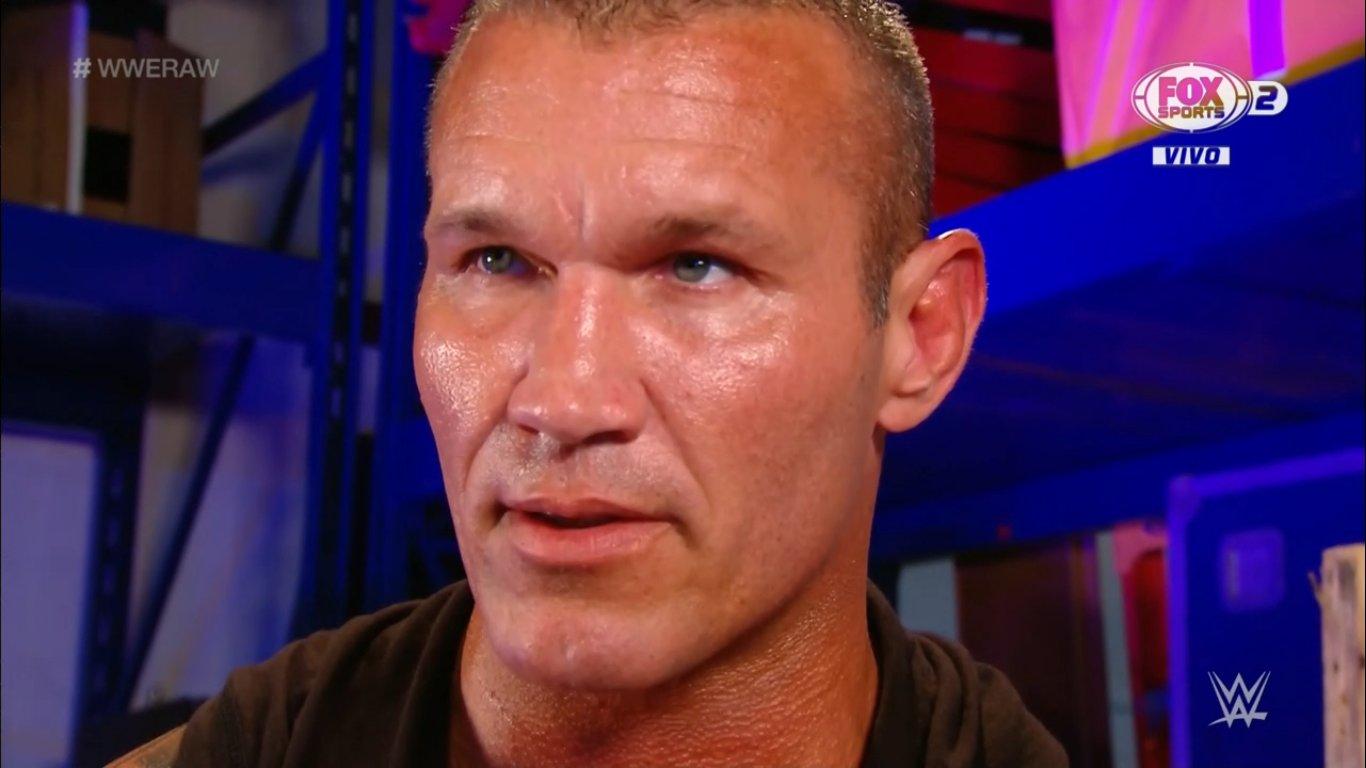 Big Show no teme a Randy Orton