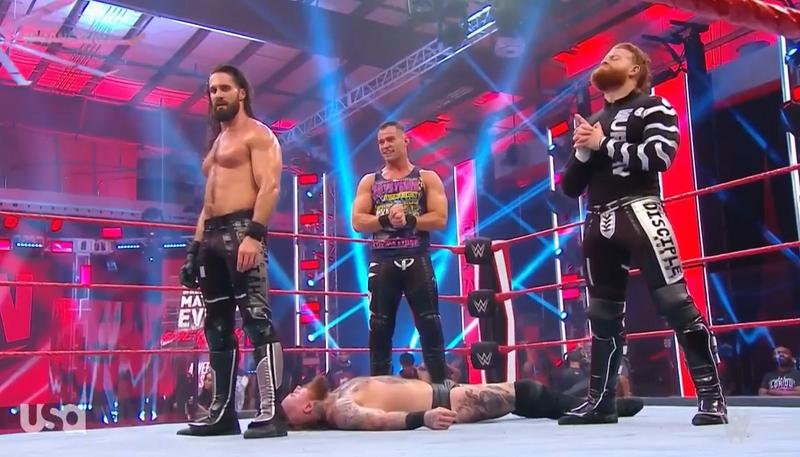 WWE RAW (1 de junio 2020) | Resultados en vivo | El retiro de Rey Mysterio 6