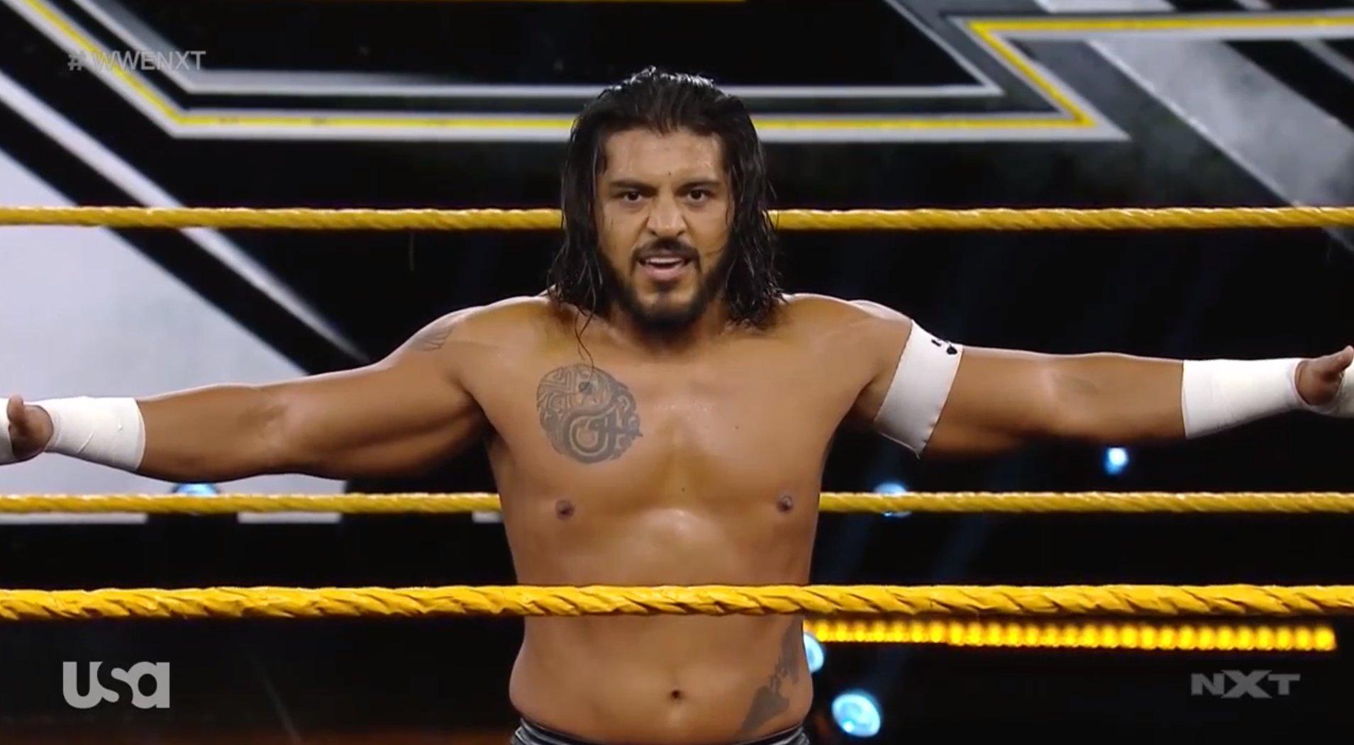 NXT (10 de junio 2020) | Resultados en vivo | Adam Cole vs. Dexter Lumis 32