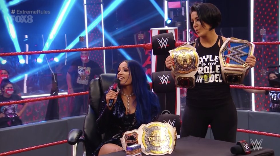 WWE RAW (June 29, 2020) | Live results | Contract signing for Extreme Rules 3