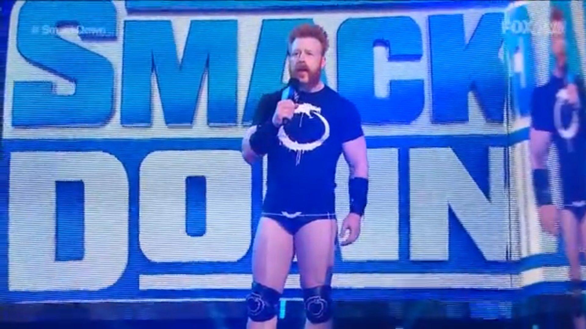 WWE SMACKDOWN (5 de junio 2020) | RESULTADOS EN VIVO | Jeff Hardy expone su caso 2