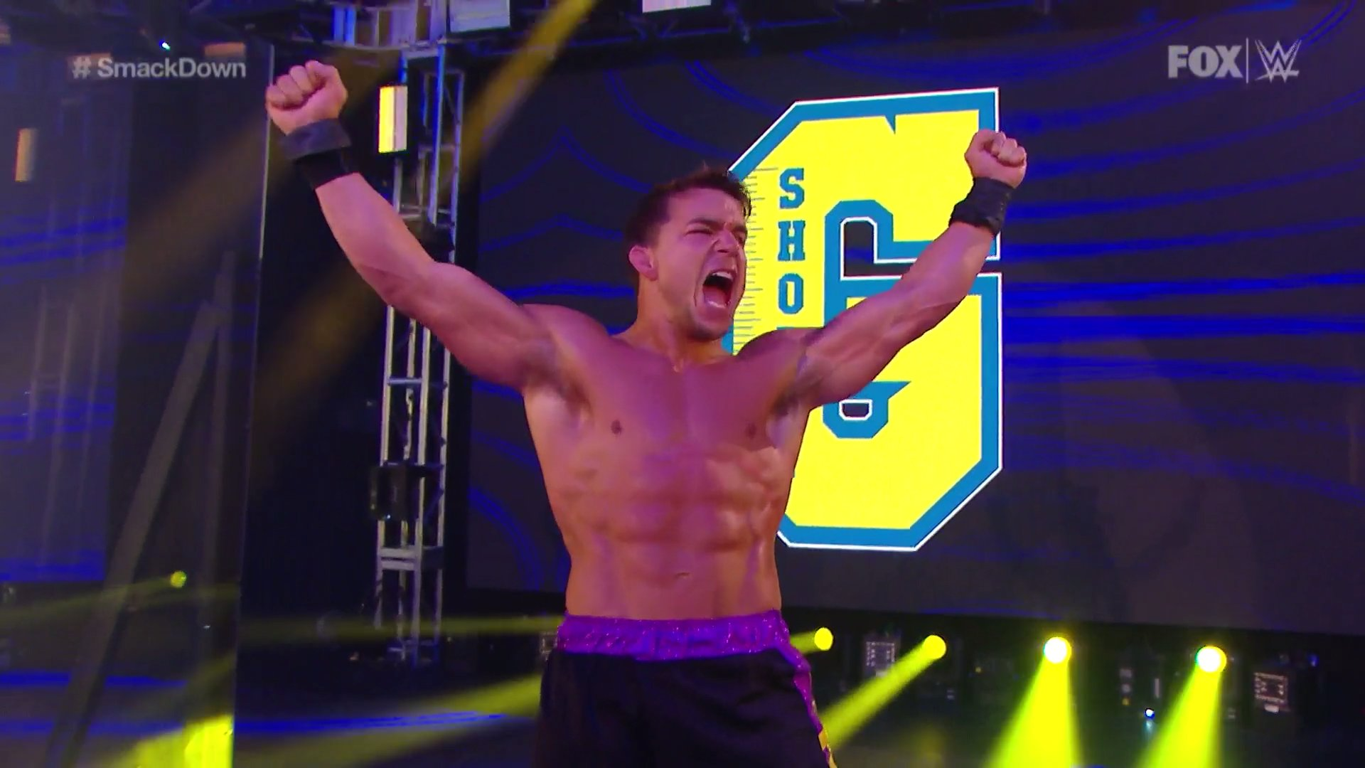 WWE SMACKDOWN (19 de junio 2020)   Resultados en vivo   El debut de Matt Riddle 7