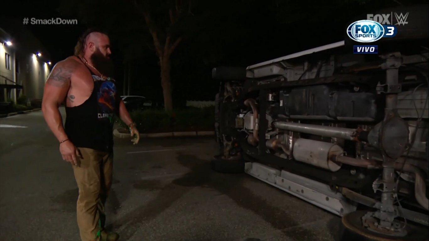 WWE SMACKDOWN (5 de junio 2020) | RESULTADOS EN VIVO | Jeff Hardy expone su caso 17