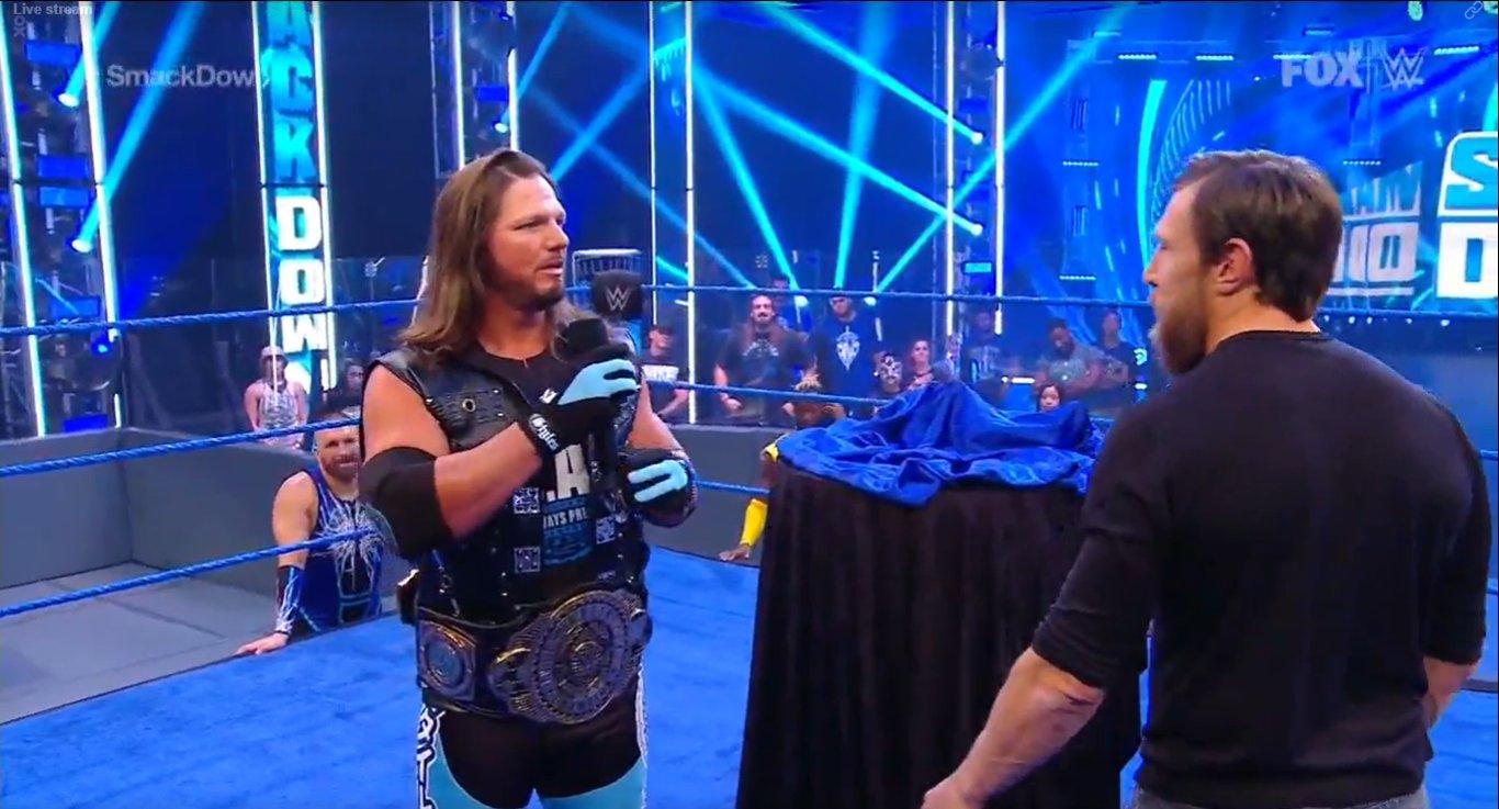 WWE SMACKDOWN (19 de junio 2020)   Resultados en vivo   El debut de Matt Riddle 2