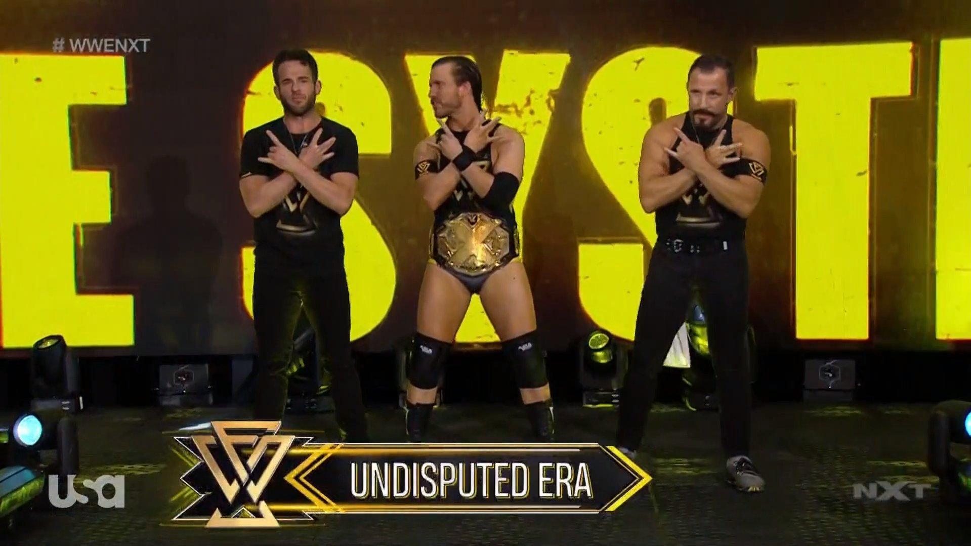 NXT (10 de junio 2020) | Resultados en vivo | Adam Cole vs. Dexter Lumis 19