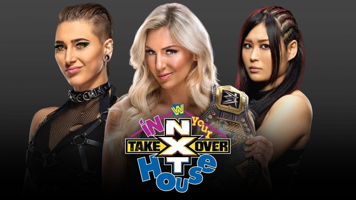 Io Shirai nueva Campeona NXT