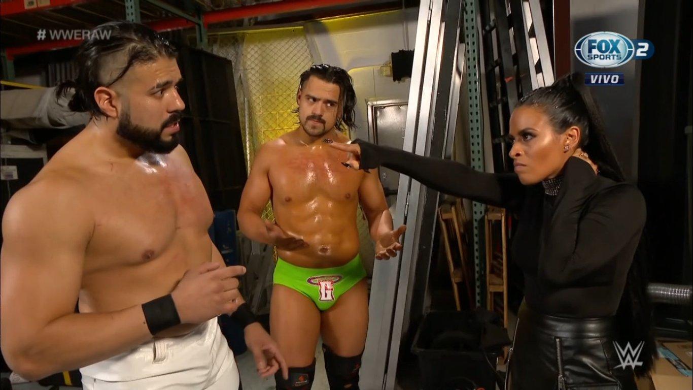 WWE RAW (8 de junio 2020) | Resultados en vivo | Edge y Christian se reúnen 17