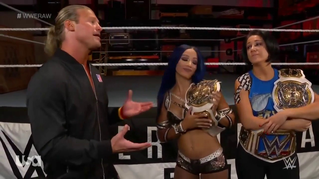 WWE RAW (June 29, 2020) | Live results | Contract signing for Extreme Rules 27
