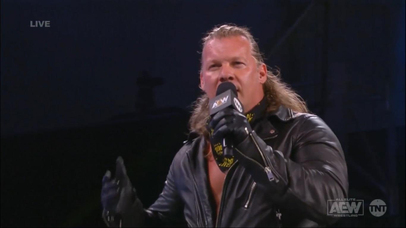 Chris Jericho in AEW Dynamite (24/06/2020) / AEW
