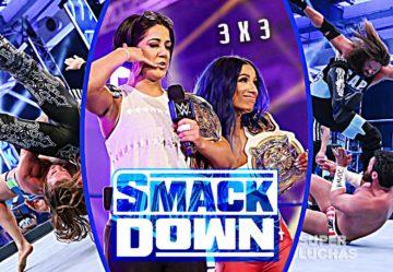 3 x 3: Lo mejor y lo peor de SmackDown 3 de julio 2020