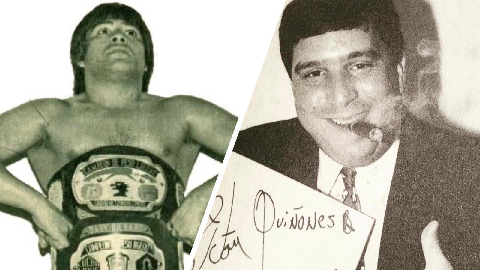 """Baby Richard: """"Victor Quiñones was a genius for business"""" 1"""