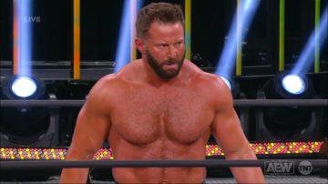 primera lucha de Matt Cardona en AEW