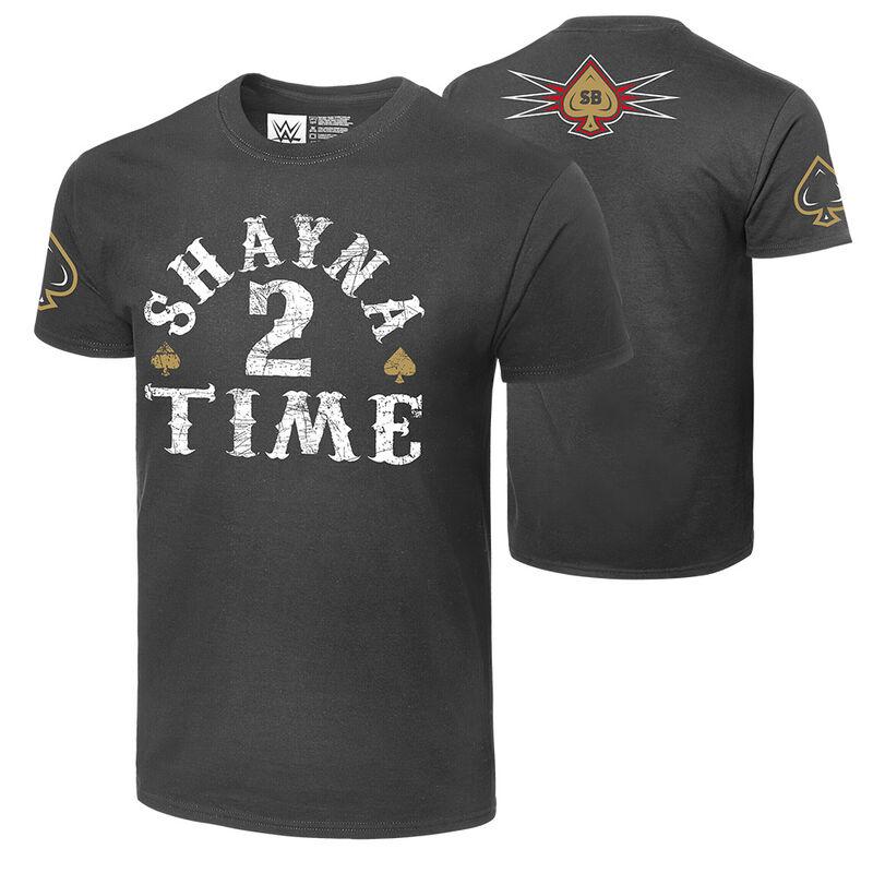 Nueva camiseta de Shayna Baszler en WWE Shop 1