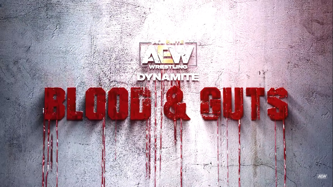 AEW Blood and Guts 2020 AEW pospone Blood and Guts