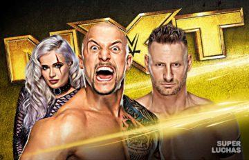 NXT 22 de julio 2020