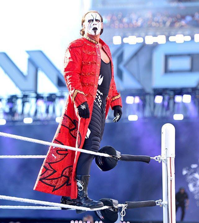 Sting habría acabado con WWE