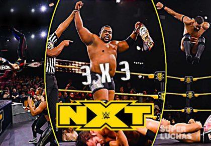 3x3 NXT 22 de enero 2020