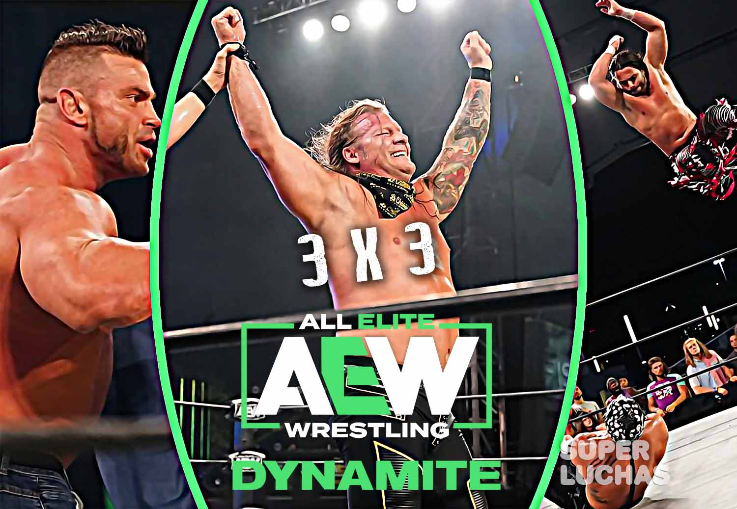 3x3: Best and Worst of AEW Dynamite July 8, 2020