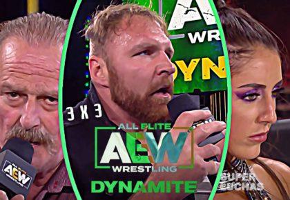 3 x 3: Lo mejor y lo peor de AEW Dynamite 20 de mayo 2020