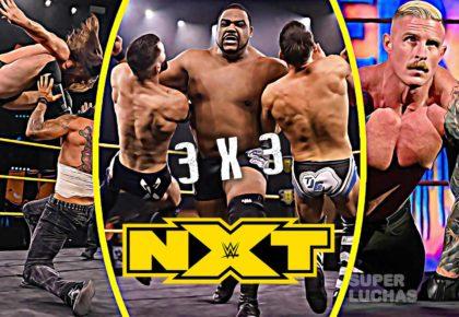 3 x 3: Lo mejor y lo peor de NXT 24 de junio 2020