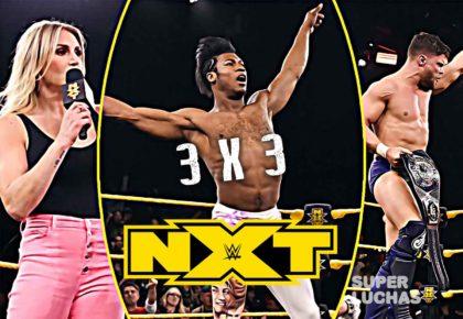 3x3 NXT 5 de febrero 2020