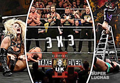 3x3 NXT Takeover Blackpool II