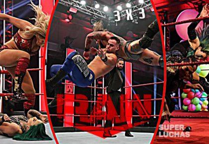 3 x 3: Lo mejor y lo peor de Raw 18 de mayo 2020