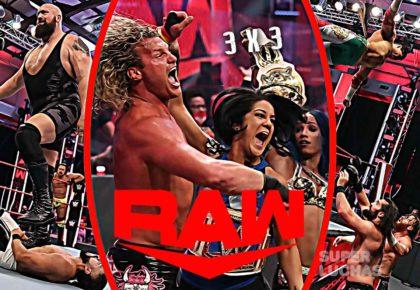 3 x 3: Lo mejor y lo peor de Raw 29 de junio 2020