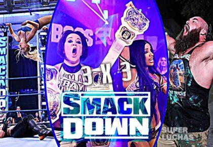 3 x 3: Lo mejor y lo peor de SmackDown 5 de junio 2020