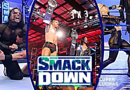 3 x 3: Lo mejor y lo peor de SmackDown 10 de julio 2020