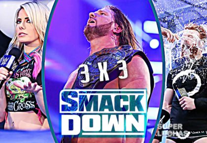 3 x 3: Lo mejor y lo peor de SmackDown 12 de junio 2020