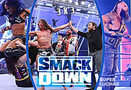 3 x 3: Lo mejor y lo peor de SmackDown 19 de junio 2020