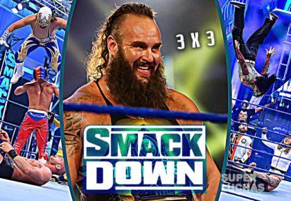 3 x 3: Lo mejor y lo peor de SmackDown 26 de junio 2020