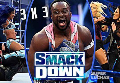 3 x 3: Lo mejor y lo peor de SmackDown 17 de abril 2020