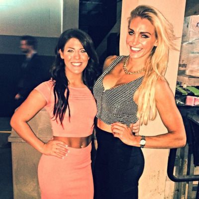 Charlotte Flair vs. Tessa Blanchard