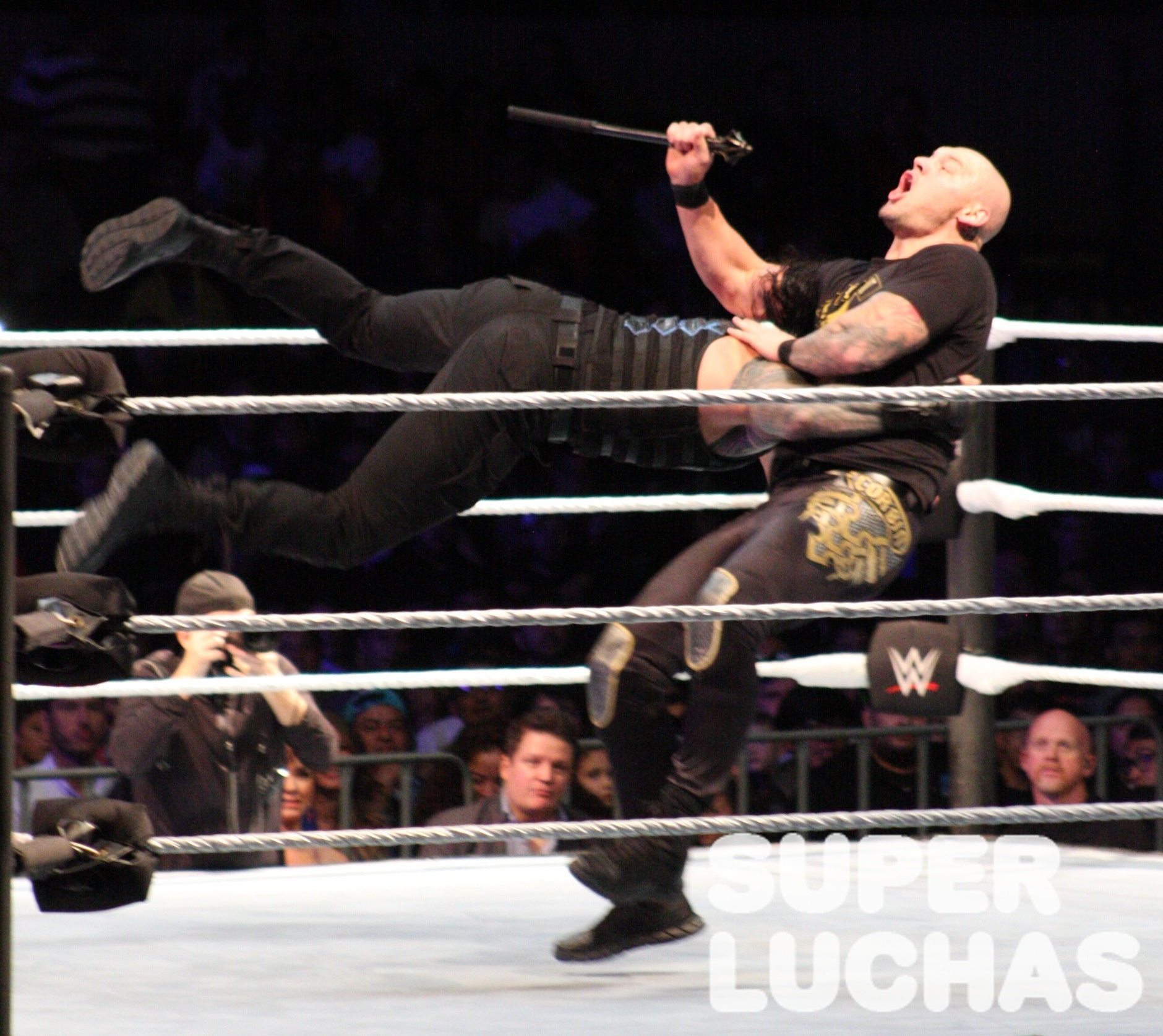 WWE en México: Galería y resultados 30/11/19 4
