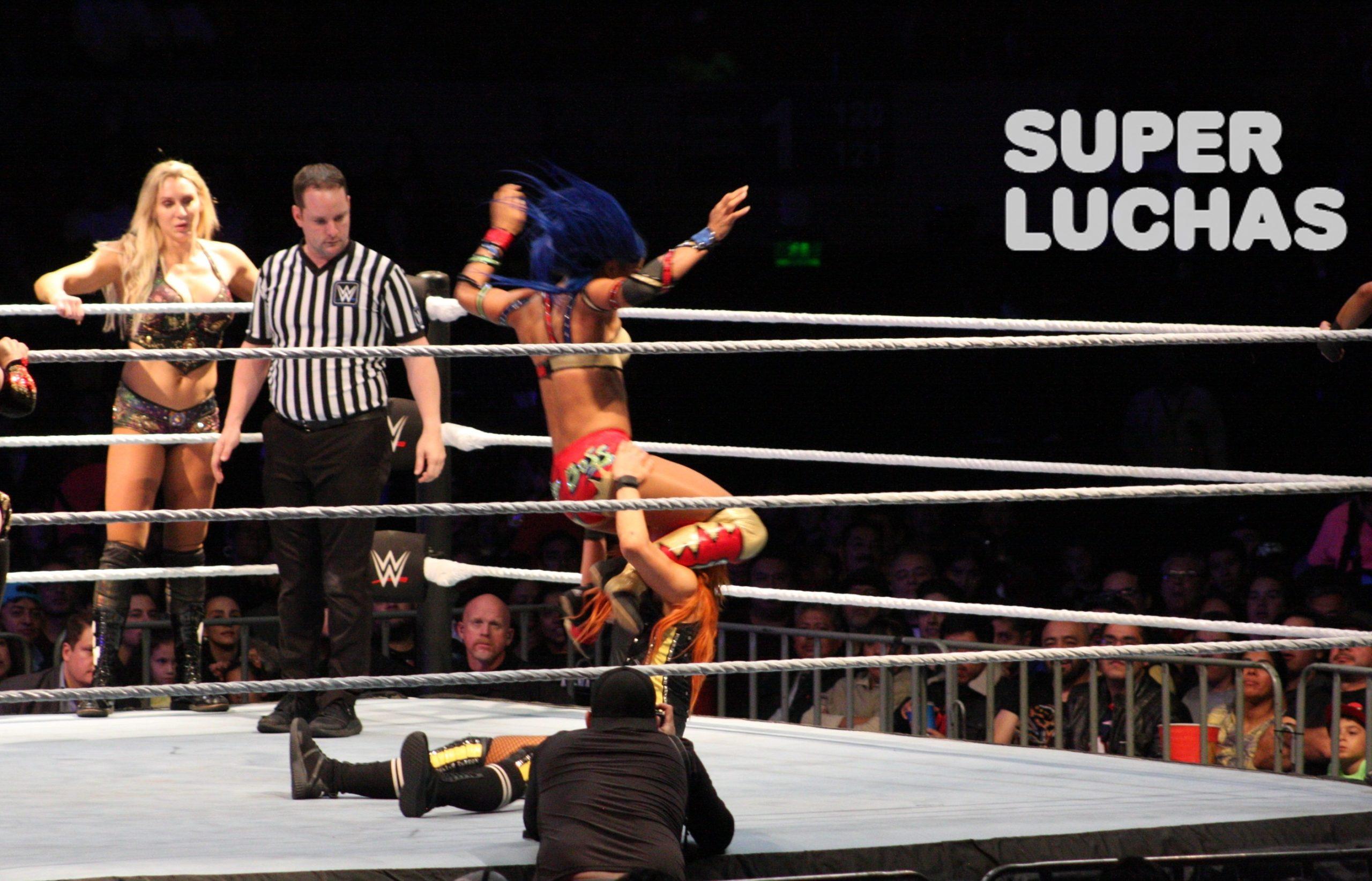WWE en México: Galería y resultados 30/11/19 6