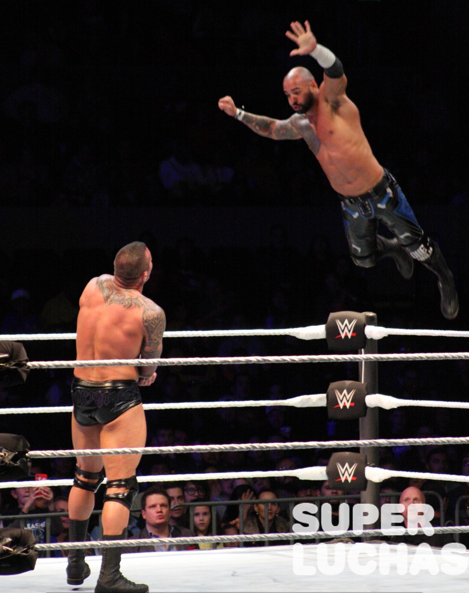 WWE en México: Galería y resultados 30/11/19 20