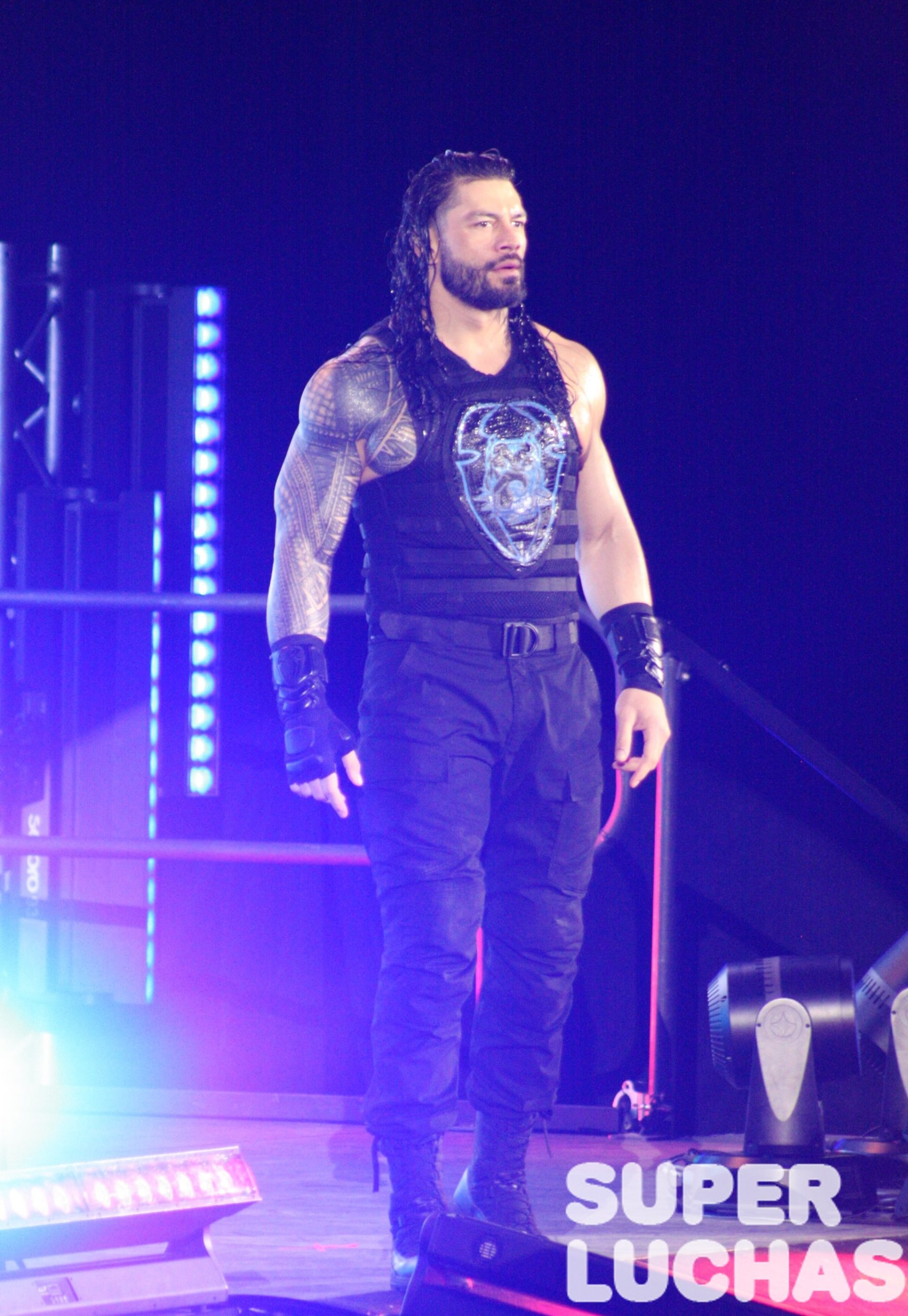 WWE en México: Galería y resultados 30/11/19 21