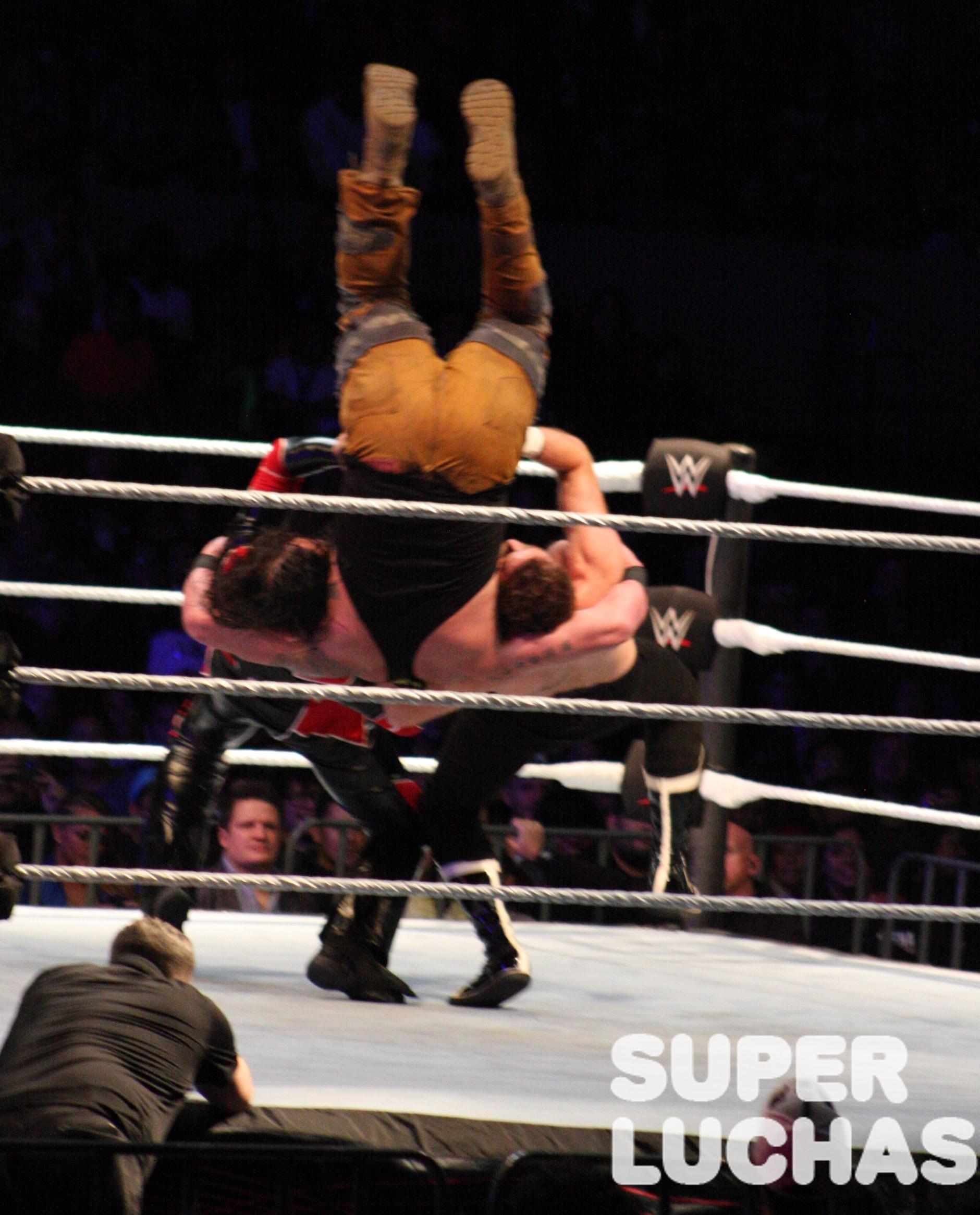 WWE en México: Galería y resultados 30/11/19 23