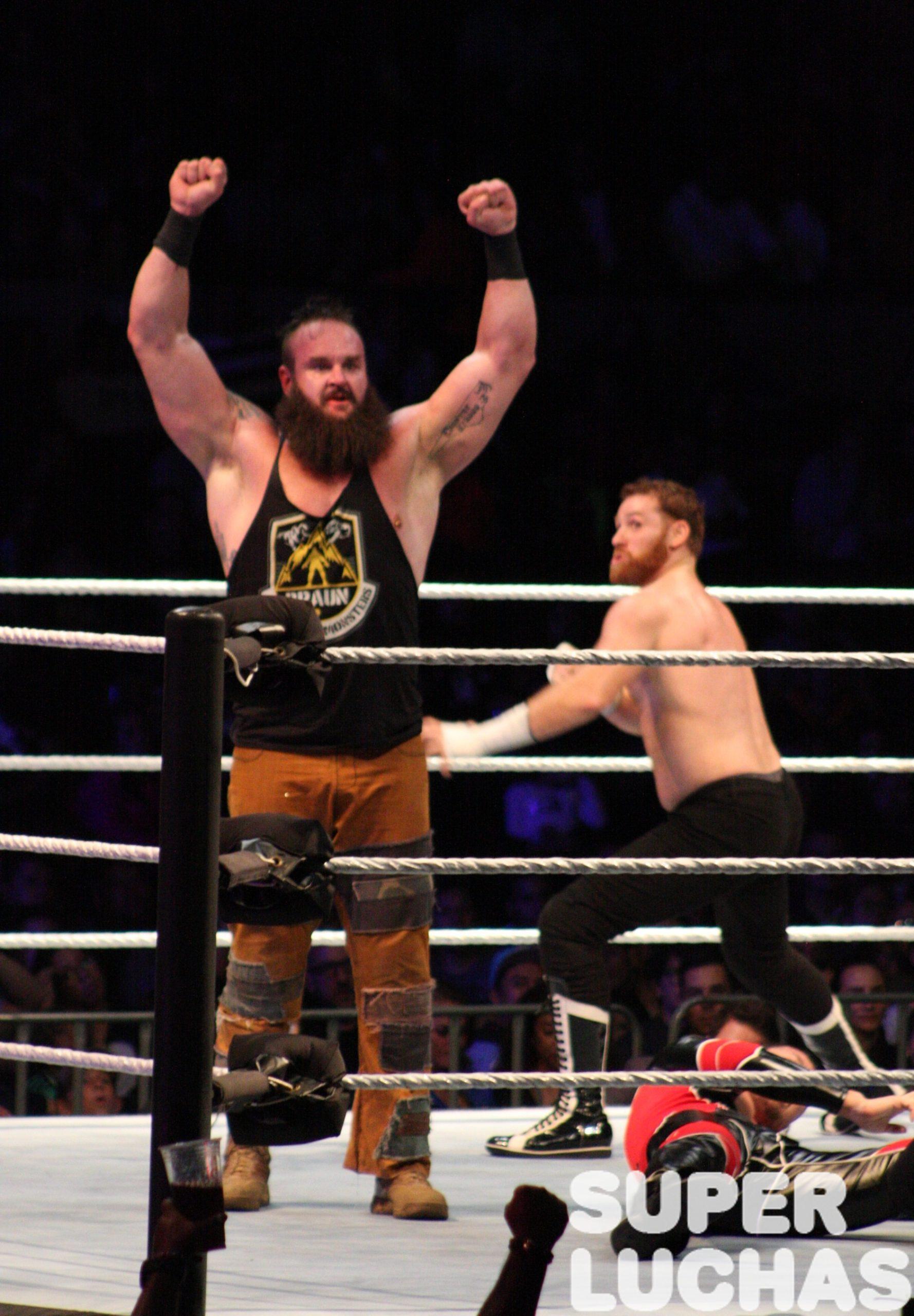 WWE en México: Galería y resultados 30/11/19 29