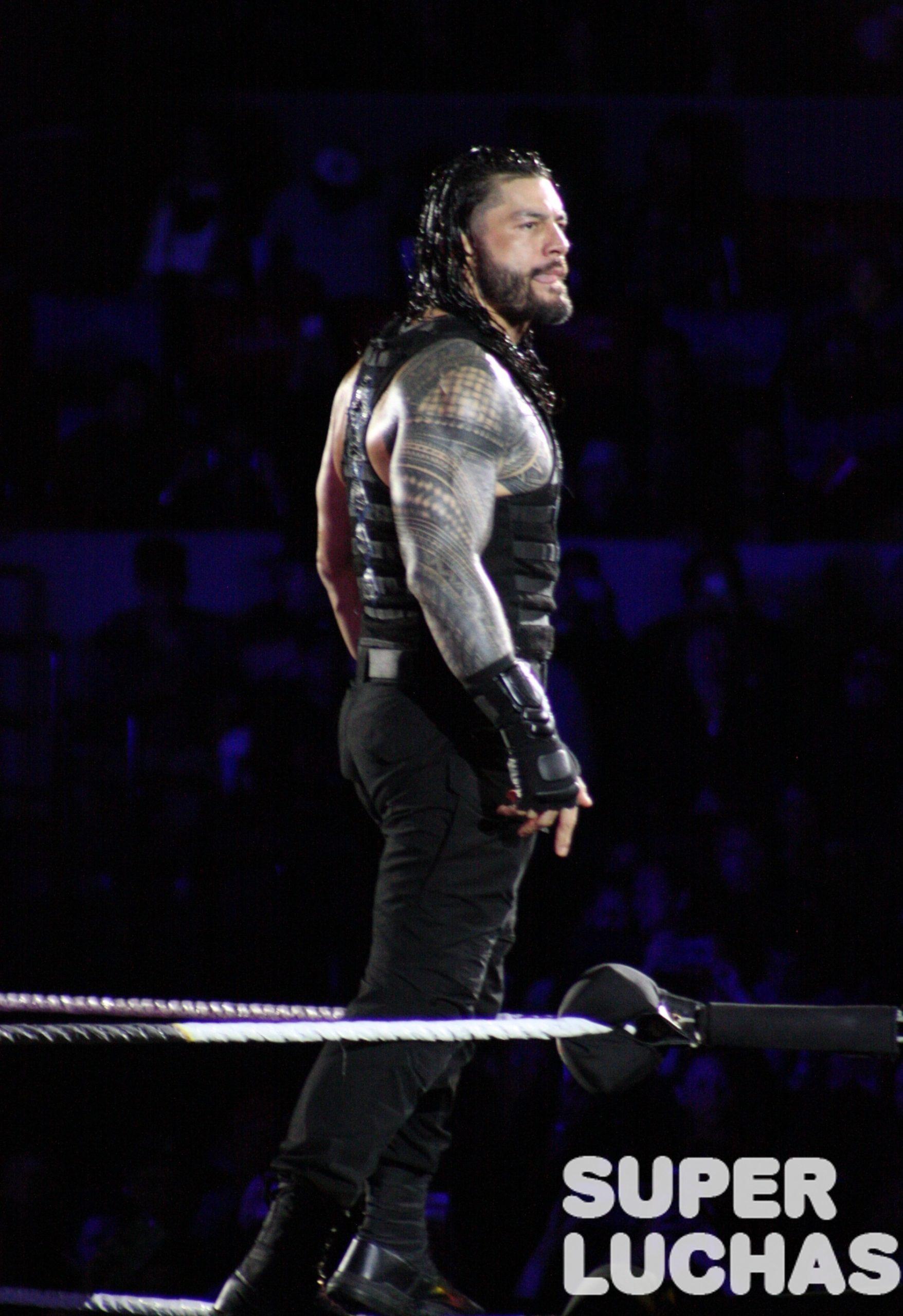 WWE en México: Galería y resultados 30/11/19 34
